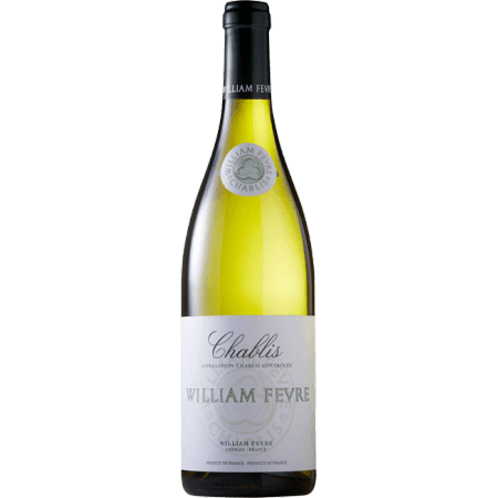 CHABLIS 2018 - DOMAINE WILLIAM FEVRE