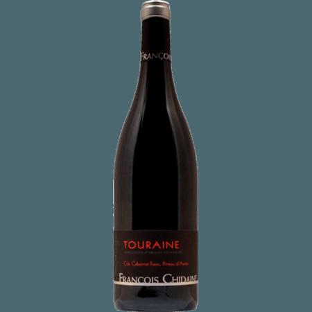 TOURAINE ROUGE 2018 - FRANCOIS CHIDAINE