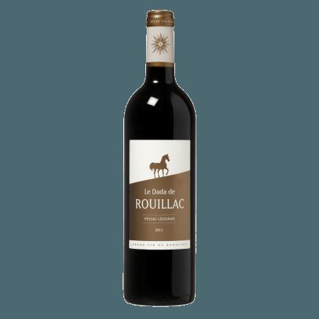 LE DADA DE ROUILLAC 2017 - SECOND WINE OF CHATEAU ROUILLAC