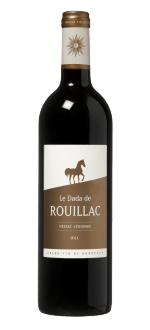 LE DADA DE ROUILLAC 2017 - SECOND WINE OF CHATEAU ROUILLAC