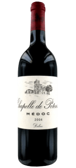 LA CHAPELLE DE POTENSAC 2014 - SECOND WINE OF CHATEAU POTENSAC