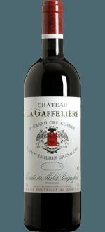 CHATEAU LA GAFFELIERE 2016 - 1ER GRAND CRU CLASSE B