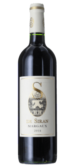 S DE SIRAN 2015 - SECOND WINE OF CHATEAU SIRAN