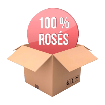 PACK ROSES LANGUEDOC-ROUSSILLON 100% DOMAINES INCONTOURNABLES
