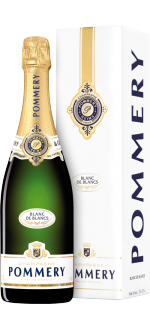 CHAMPAGNE POMMERY - APANAGE BLANC DE BLANCS - GIFT BOX