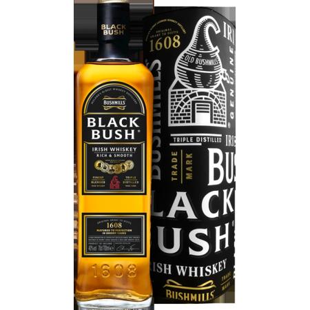 BUSHMILLS - BLACK BUSH - IN PRESENTATION CASE