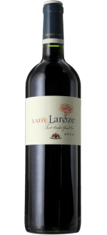 LADY LAROZE 2015 - SECOND WINE OF CHATEAU LAROZE