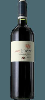 LADY LAROZE 2015 - SECOND WINE OF CHATEAU LAROZE