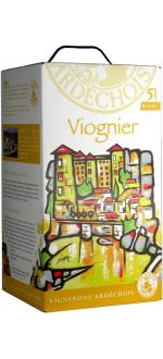 WINE BOX 5L - VIOGNIER - VIGNERONS ARDECHOIS