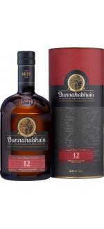 BUNNAHABHAIN - 12 YEARS OLD - IN PRESENTATION CASE