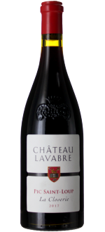 LA CLOSERIE ROUGE 2017 - CHATEAU LAVABRE BY CHATEAU PUECH HAUT