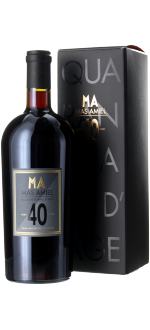 40 YEARS OLD D'AGE - MAS AMIEL