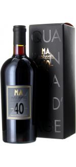 40 YEARS OLD D'AGE - MAS AMIEL
