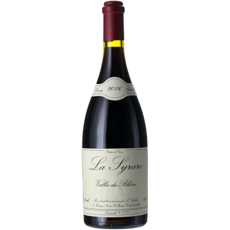 SYRARE 2016 - DOMAINE GALLETY