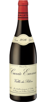 CUVEE EMMA 2016 - DOMAINE GALLETY