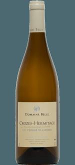 LES TERRES BLANCHES 2018 - DOMAINE BELLE