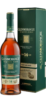 GLENMORANGIE THE QUINTA RUBAN 14 YEARS OLD - EN ETUI