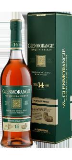 GLENMORANGIE THE QUINTA RUBAN 14 YEARS OLD - IN PRESENTATION CASE