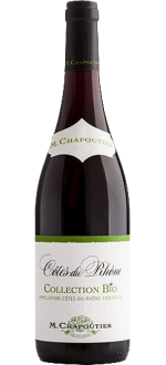COTES-DU-RHONE BIO COLLECTION 2018 - MICHEL CHAPOUTIER