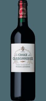 LA CROIX DE CARBONNIEUX 2016 - SECOND WINE CHATEAU CARBONNIEUX