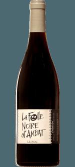 FOLLE NOIRE D'AMBAT 2018 - DOMAINE LE ROC