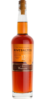 RIVESALTES HORS D'AGE - LE 12 YEARS OLD -EN ETUI - LES VIGNOBLES TERRASSOUS