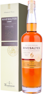 RIVESALTES HORS D'AGE - LE 6 YEARS OLD - EN ETUI - LES VIGNOBLES TERRASSOUS