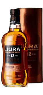 JURA 12 YEARS OLD - IN PRESENTATION CASE