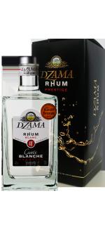RUM DZAMA - CUVEE BLANCHE PRESTIGE - IN PRESENTATION CASE