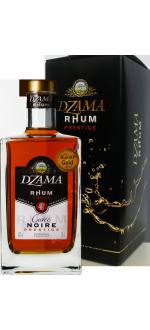 RUM DZAMA - CUVEE NOIRE PRESTIGE - IN PRESENTATION CASE
