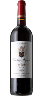CHATEAU MIGNOT 2015 - SECOND WINE OF CHATEAU SERILHAN