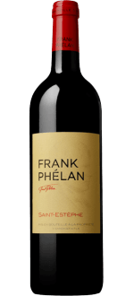 FRANK PHELAN 2015 - SECOND WINE OF CHATEAU PHELAN SEGUR