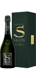 CHAMPAGNE SALON - BLANC DE BLANCS - S 2007 - LE MESNIL - LUXURY BOX