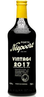 PORT NIEPOORT VINTAGE PORT 2017