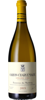 CORTON CHARLEMAGNE GRAND CRU 2015 - BONNEAU DU MARTRAY