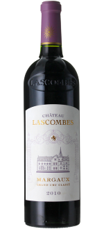 CHATEAU LASCOMBES 2010 - SECOND CRU CLASSE