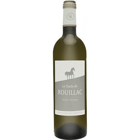 LE DADA DE ROUILLAC BLANC 2018 - SECOND WINE OF CHATEAU ROUILLAC