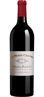 LE PETIT CHEVAL 2014 - SECOND WINE OF CHATEAU CHEVAL BLANC