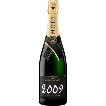 CHAMPAGNE MOET ET CHANDON - GRAND VINTAGE 2009
