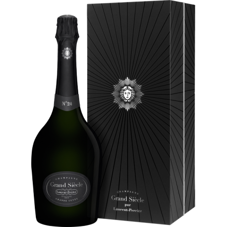CHAMPAGNE LAURENT-PERRIER - GRAND SIECLE ITERATION N°24 - EN LUXURY BOX