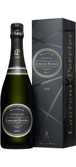 CHAMPAGNE LAURENT-PERRIER - VINTAGE 2008 - PRESENTATION CASE