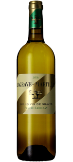LAGRAVE-MARTILLAC 2018 - SECOND WINE OF CHATEAU LATOUR-MARTILLAC
