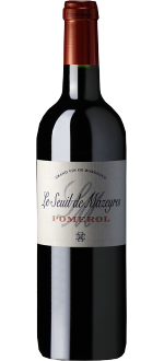 LE SEUIL DE MAZEYRES 2016 - SECOND WINE OF CHATEAU MAZEYRES
