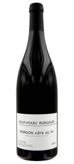 MORGON COTE DE PY - JEAN-MARC BURGAUD 2011 (France - Wine Beaujolais - Morgon AOC - Wine Red - 0,75 L)
