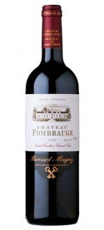 CHATEAU FOMBRAUGE 2009 (France - Wine Bordeaux - Saint-Emilion Grand Cru AOC - Red Wine - 0,75 L)