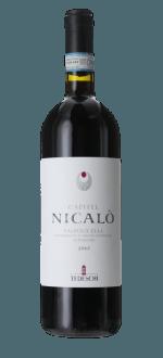 CAPITEL DEI NICALO 2017 - VALPOLICELLA SUPERIORE - TEDESCHI