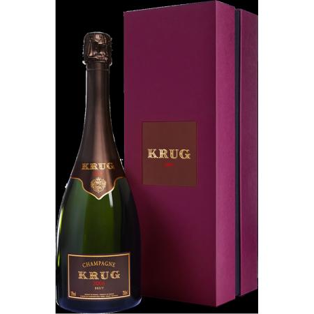CHAMPAGNE KRUG - VINTAGE 2006 - LUXURY BOX