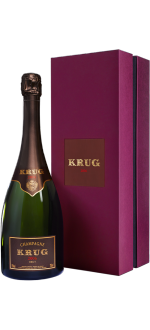 CHAMPAGNE KRUG - VINTAGE 2006 - LUXURY BOX