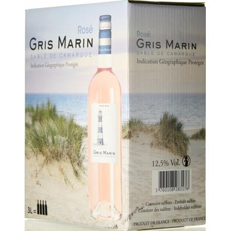 WINE BOX GRIS MARIN - DUNE GRIS DE GRIS 2019
