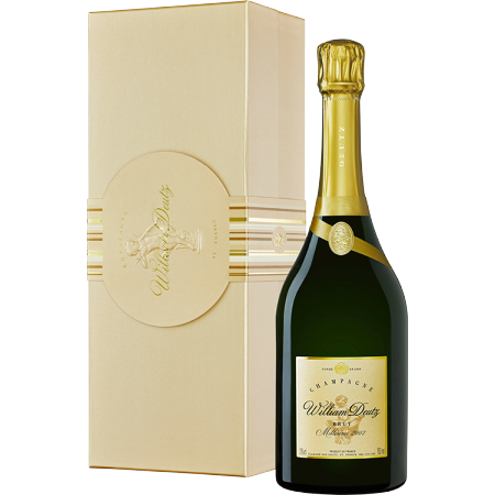 CHAMPAGNE DEUTZ - CUVEE WILLIAM DEUTZ 2009 - LUXURY BOX